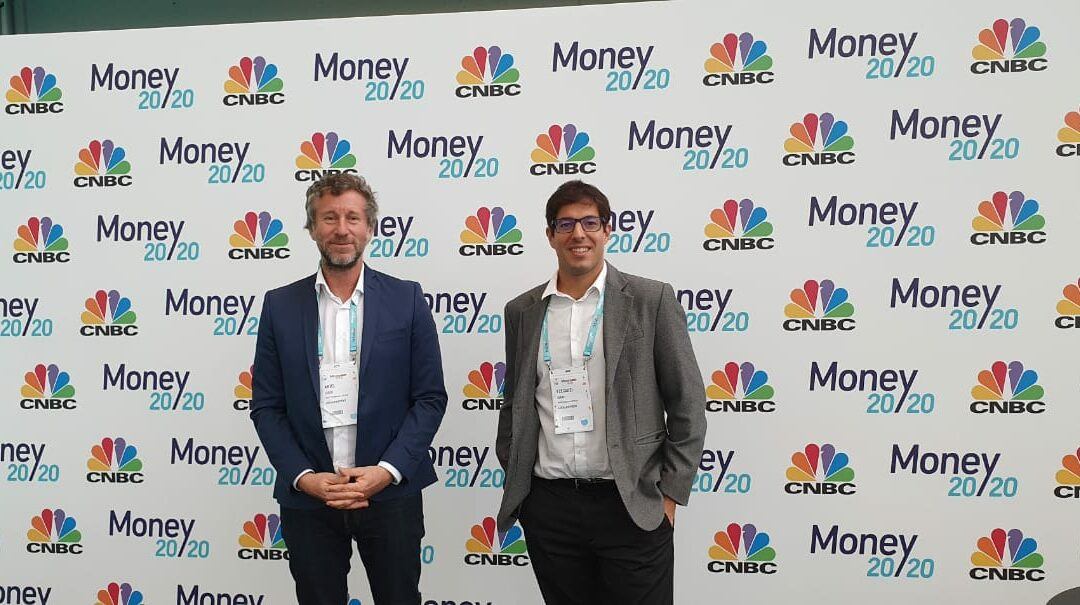 Money 2020 @Amsterdam. Getting in touch with our clients and setting up new agreements